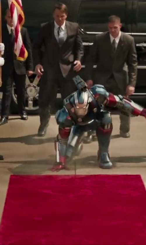 Red Carpet Runner Red Carpet Runner - 3' x 10' in Iron Man 3