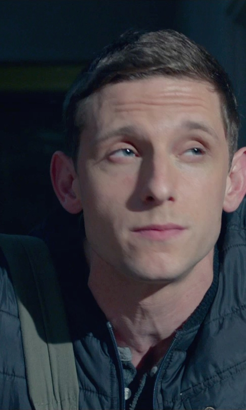 Jamie Bell with Muttonhead Puff Daddy Vest in Fantastic Four