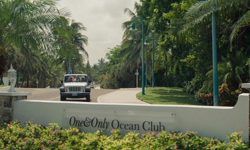 Cameron Diaz with One & Only Ocean Club Paradise Island Dr, Nassau, Bahamas in The Other Woman