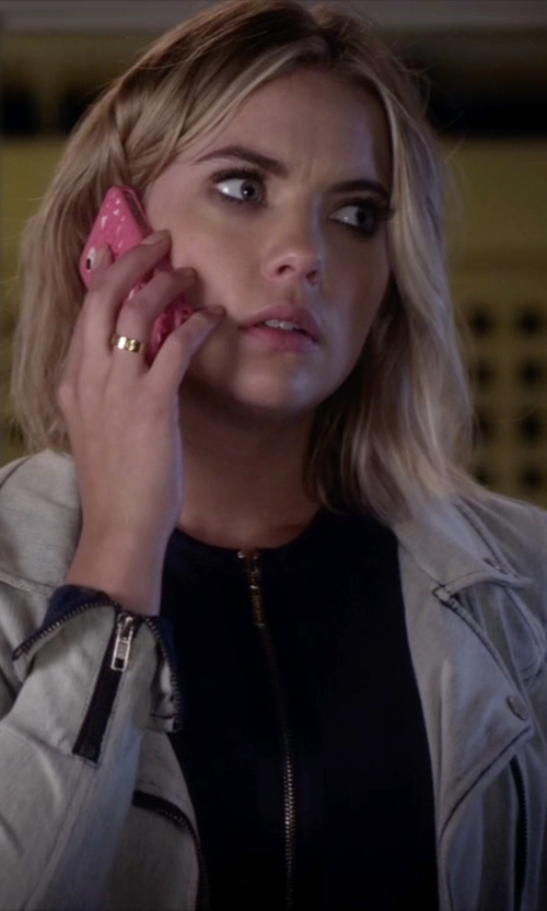 Ashley Benson with Apple iPhone 5c in Pretty Little Liars