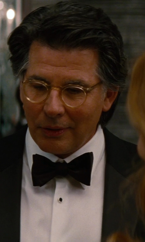 David Thornton with Oliver Peoples	 Riley Clear Men's Fashion Glasses in The Other Woman