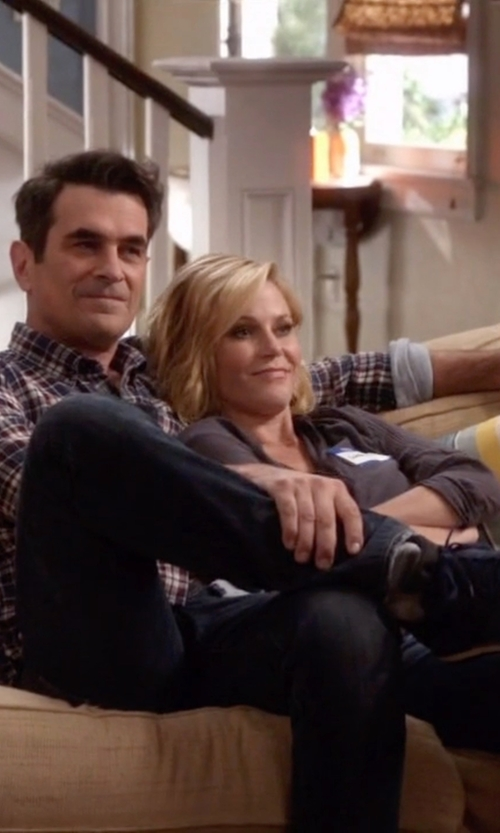 Ty Burrell with New Balance M3040V1 Running Shoes in Modern Family