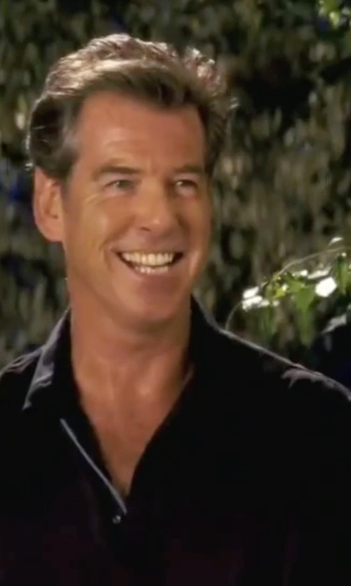 Pierce Brosnan with Tavik Classic Polo Shirt in Mamma Mia!