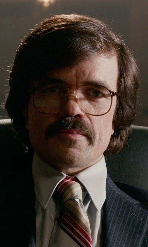 Peter Dinklage with Persol Vintage Man Glasses in X-Men: Days of Future Past