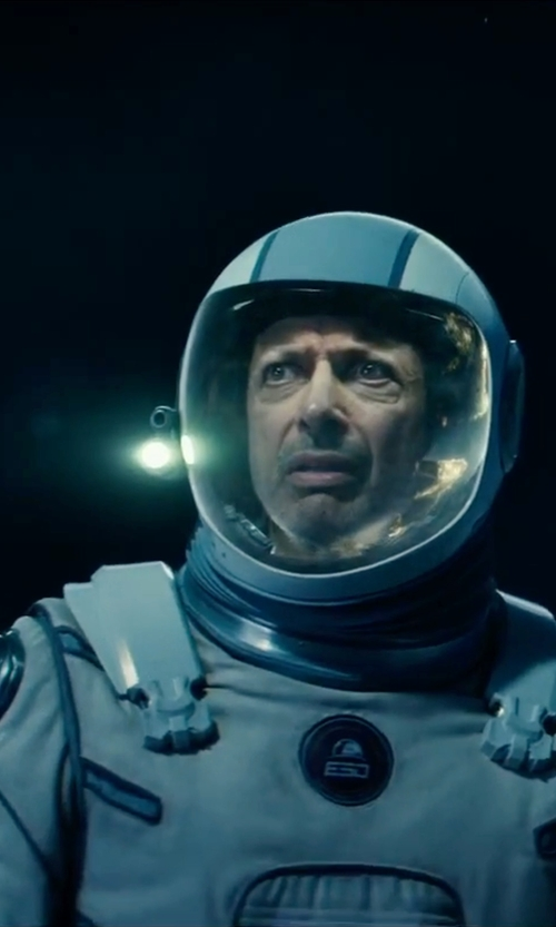 Jeff Goldblum with Aeromax Mens Nasa Astronaut Costume in Independence Day: Resurgence