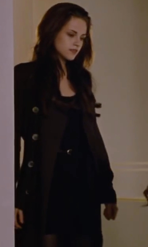 Kristen Stewart with La Pina Lauren Sleeveless Racerback Dress in The Twilight Saga: Breaking Dawn - Part 2