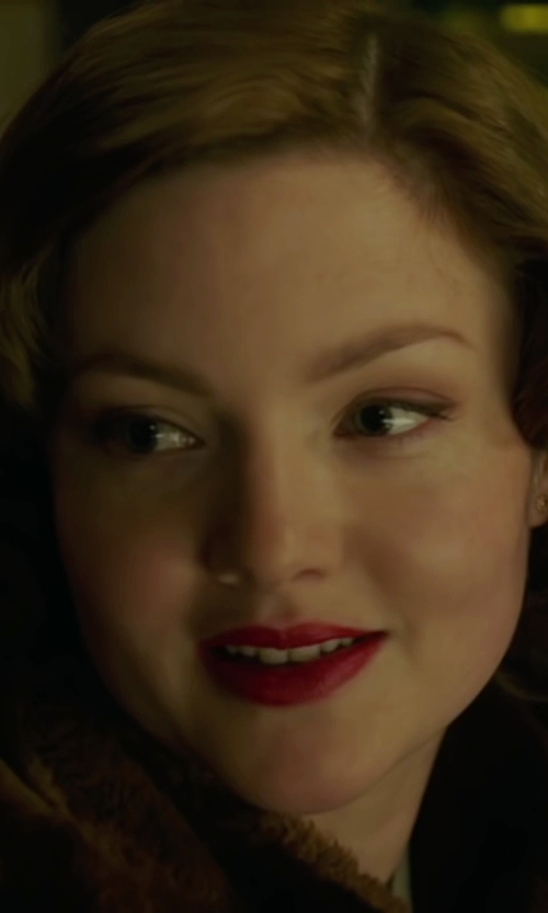 Holliday Grainger with Nadri Small Pavé Stud Earrings in The Finest Hours