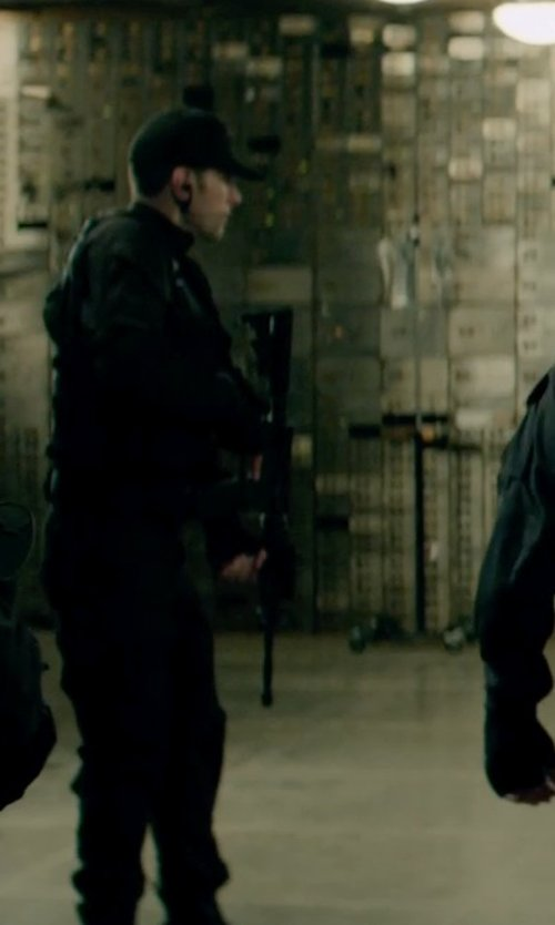 Unknown Actor with Rothco Quick Draw Tactical Vest in Captain America: The Winter Soldier