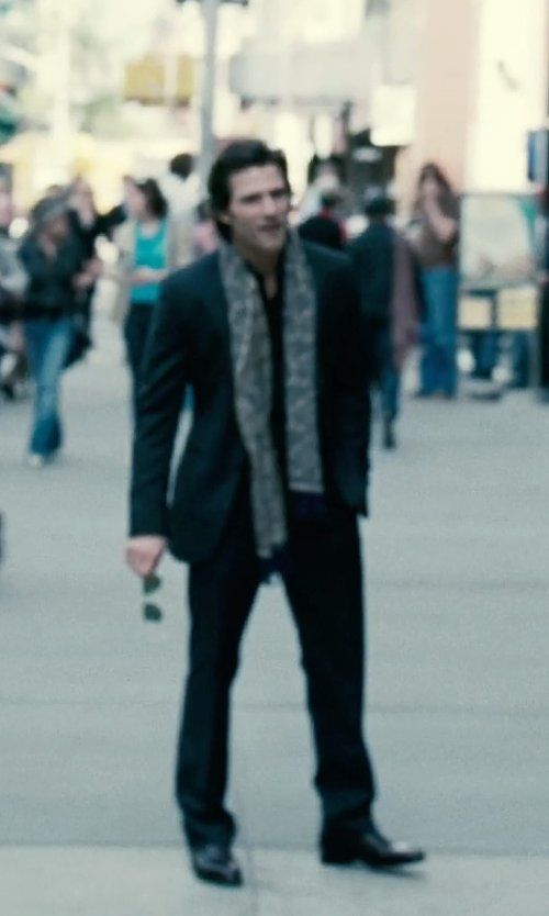 Johnny Whitworth with John Varvatos Pants in Limitless