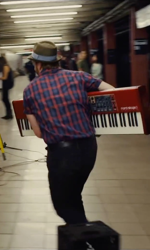 David Abeles with Nord SW73 73-Key Stage Keyboard in Begin Again
