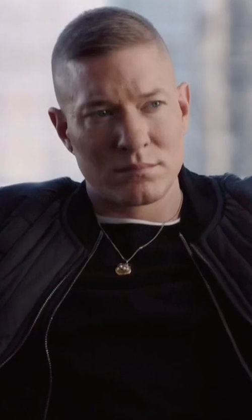 Joseph Sikora with Movado Bold Bold Chronograph Watch in Power