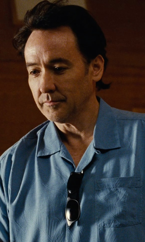 John Cusack with Ray-Ban Original Wayfarer Sunglasses in Love & Mercy