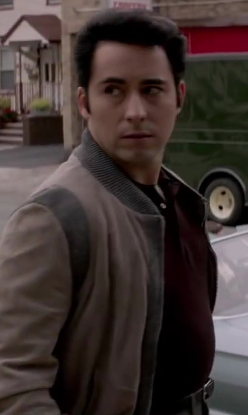 No Actor with Adidas Golf Men's Puremotion Solid Jersey Polo in Jersey Boys