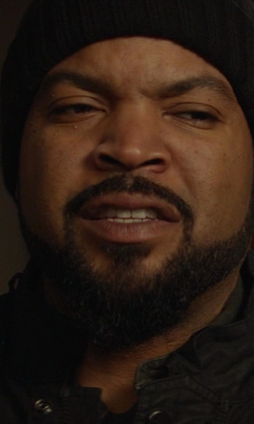 Ice Cube with G-Star Raw Men's Raw Curtis Ref Beanie in Ride Along