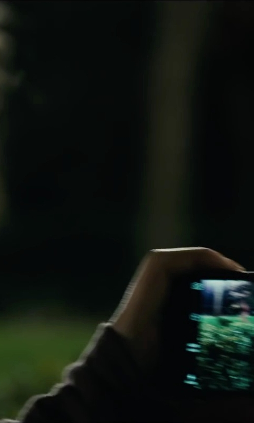 Nat Wolff with Apple iPhone 6 Smartphone in Paper Towns