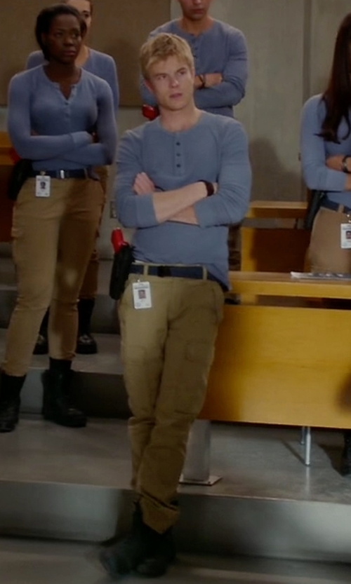 Graham Rogers with Steve Madden Men's Dino Combat Boot in Quantico
