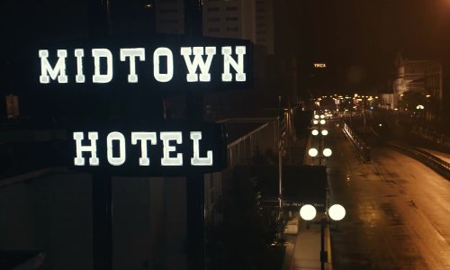 The Midtown Hotel Boston, Massachusetts in Ted