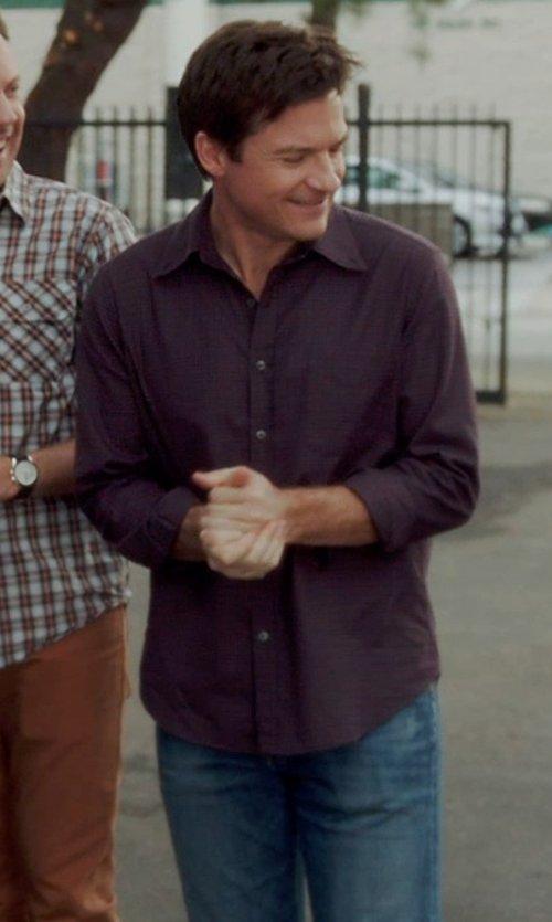 Jason Bateman with Tommy Bahama Denim 'Nash' Straight Leg Jeans in Horrible Bosses 2