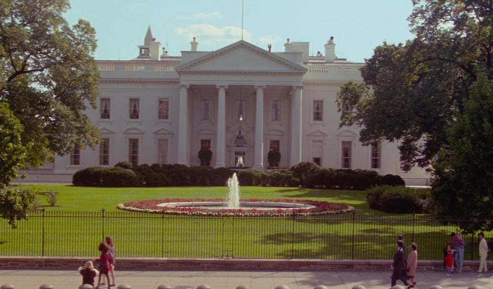 White House Washington D.C. in Get On Up