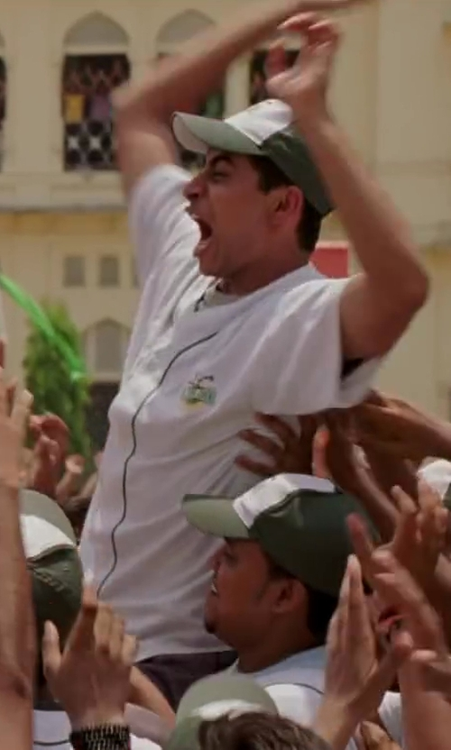 Suraj Sharma with Majestic Chicago White Sox Jersey Baseball Top in Million Dollar Arm