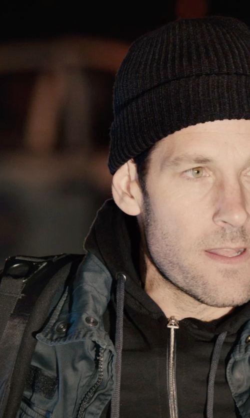 Paul Rudd with The North Face Pamir Windstopper Etip Gloves in Ant-Man