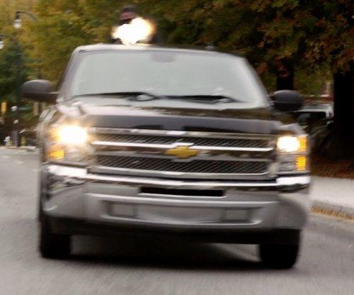 Chevrolet Silverado 1500 in Sabotage