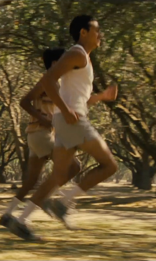 Sergio Avelar with C-IN2 Men's Core Basic Engine Tank Top in McFarland, USA