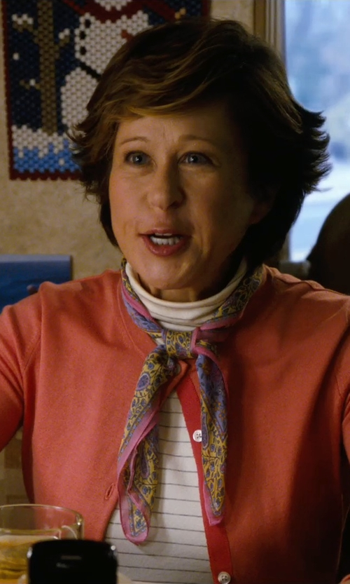 Yeardley Smith with Sofie D'hoore Knit Cardigan in New Year's Eve