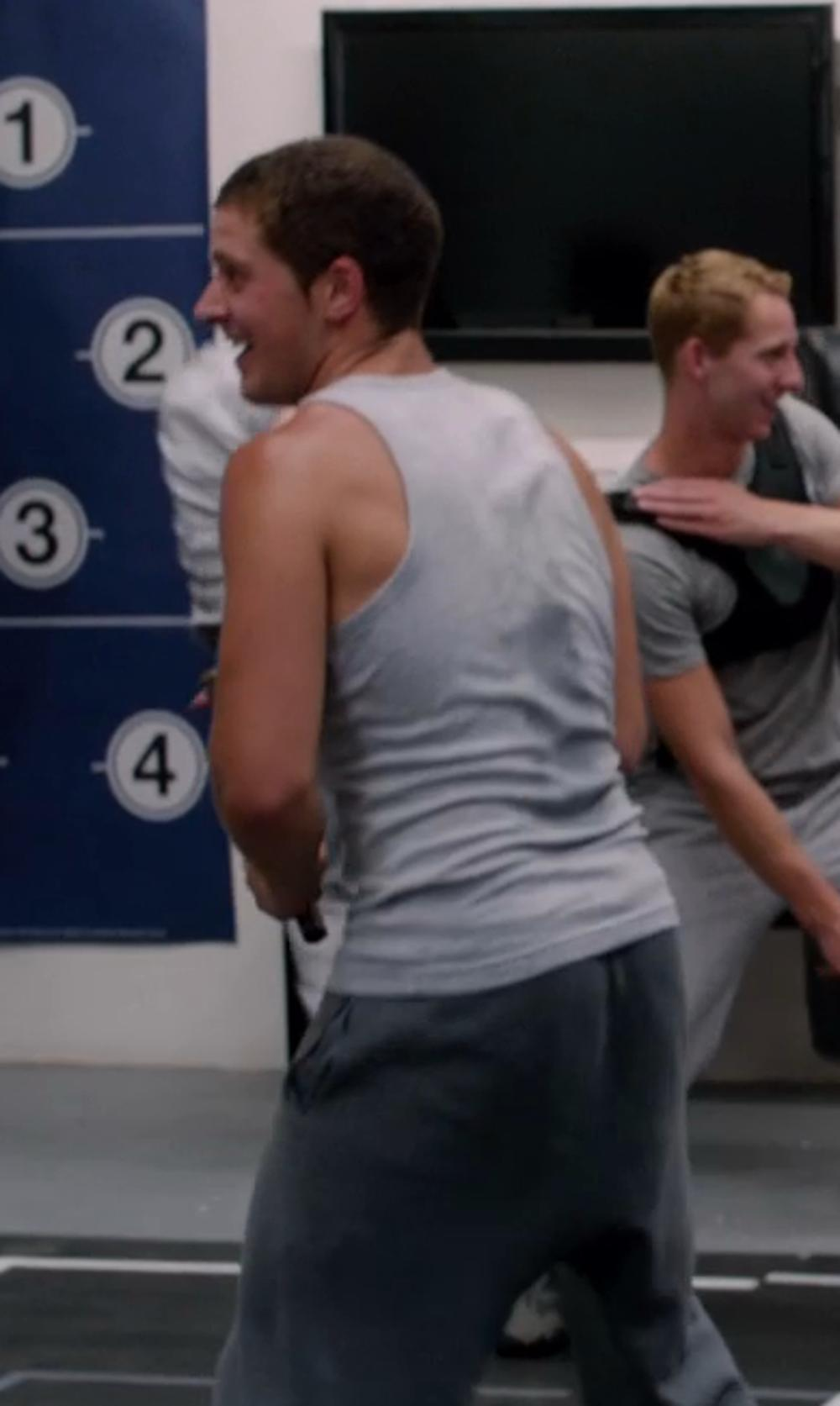 Unknown Actor with ASOS Rib Tank in Vampire Academy