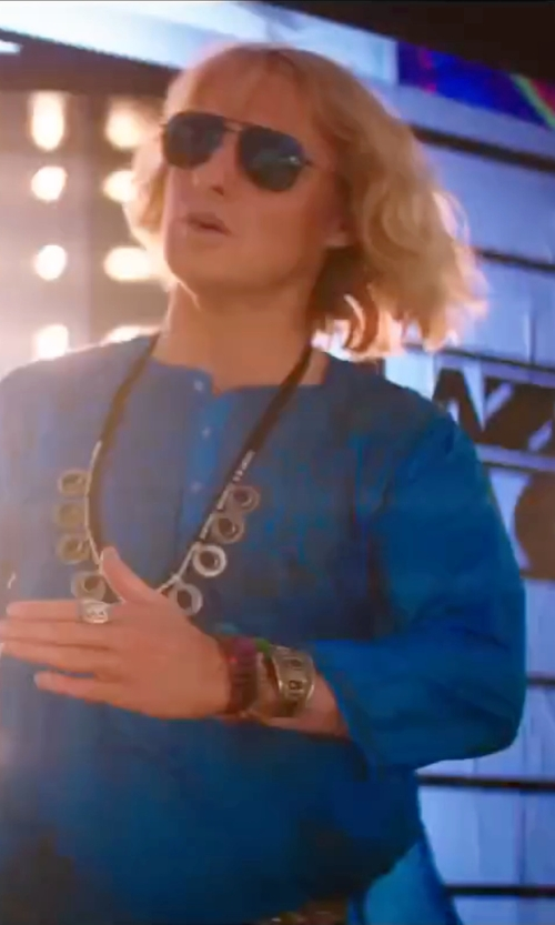 Owen Wilson with Revo Groundspeed Sunglasses in Zoolander 2