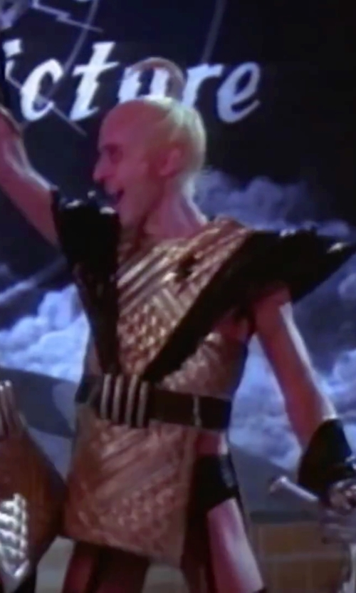 Richard O'Brien with Sue Blane (Costume Designer) Transylvanian Space Suit - Riff Raff in The Rocky Horror Picture Show
