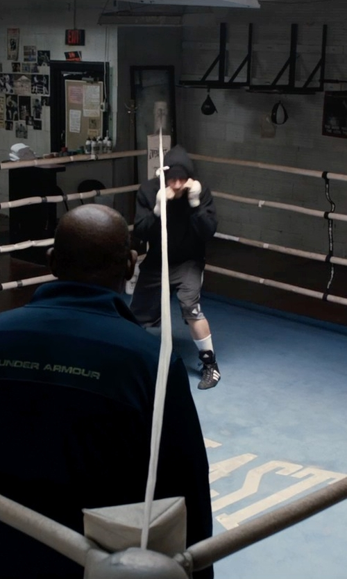 Jake Gyllenhaal with Adidas Ultimate Swat Short in Southpaw