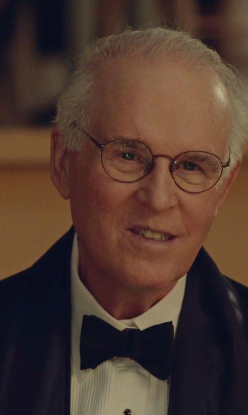 Charles Grodin with DKNY Extra Slim-Fit Tuxedo in While We're Young