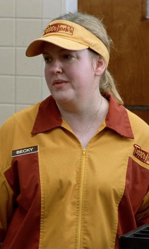 Wendy Chuck (Costume Designer) Custom Made Topper Jack's Uniform Female in Tammy