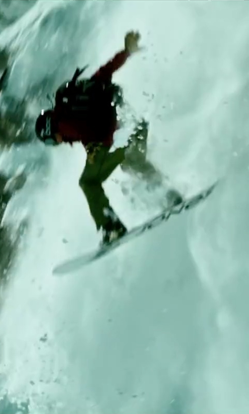 Tobias Santelmann with Deeluxe Vicious TPF Snowboard Boots in Point Break