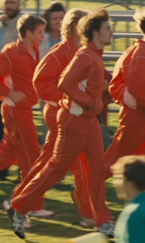 Unknown Actor with Russell Athletic Active Track Pants in McFarland, USA