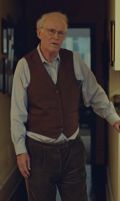 Charles Grodin with Boss Hugo Boss 'Lawrence' Us Regular Fit Dress Shirt in While We're Young