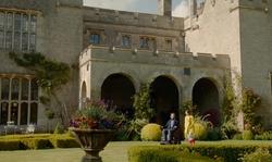 Sam Claflin with Wytham Abbey Oxford, United Kingdom in Me Before You