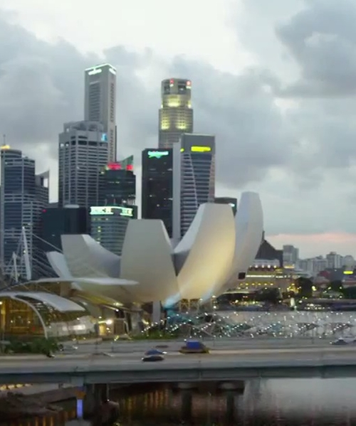 Unknown Actor with UOB Plaza 1 Singapore in Hitman: Agent 47
