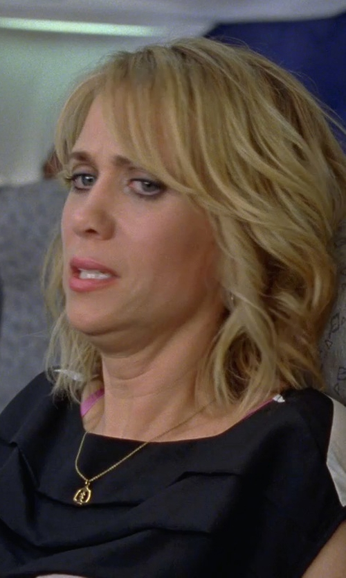 Kristen Wiig with A.P.C. Apple Necklace in Bridesmaids