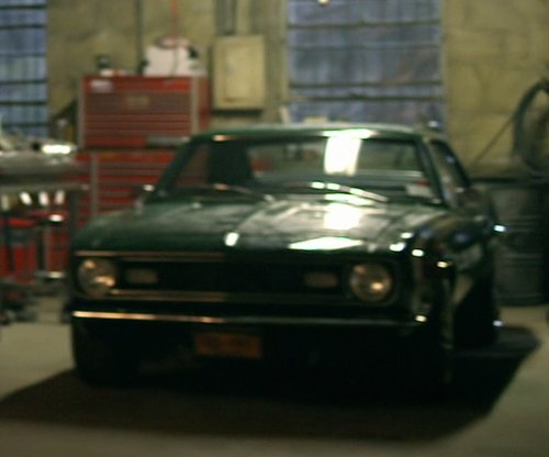 Harrison Gilbertson with Chevrolet 1968 Camaro Coupe in Need for Speed