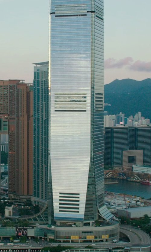No Actor with International Commerce Centre Hong Kong, China in Blackhat