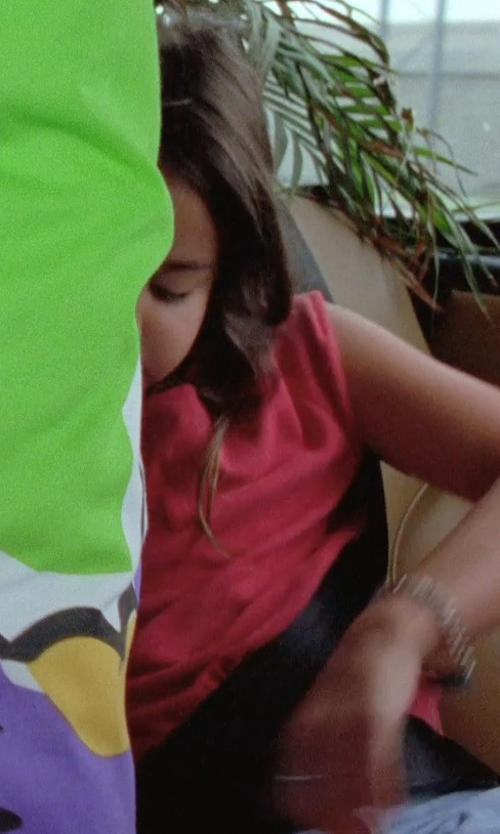 Lorelei Linklater with Liu •Jo Honey T-Shirt in Boyhood
