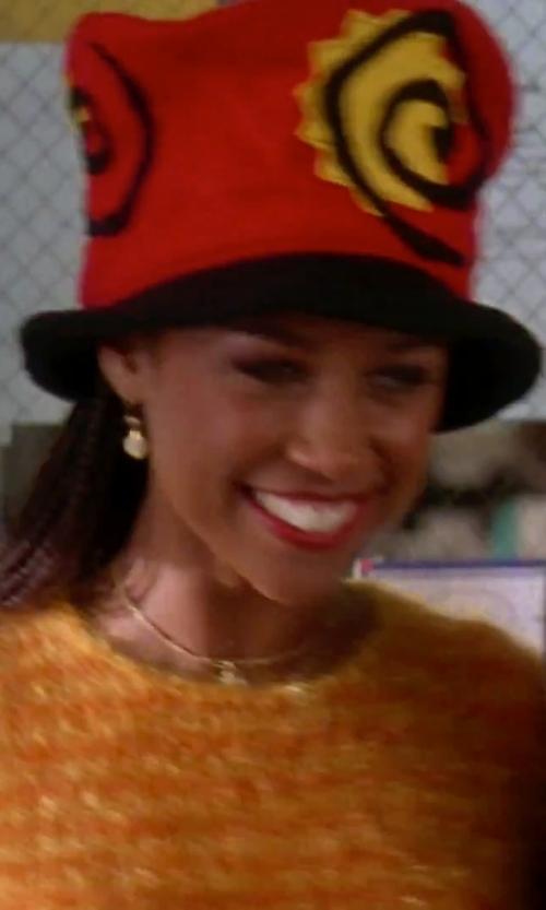 Stacey Dash with Century Novelty Top Hat in Clueless
