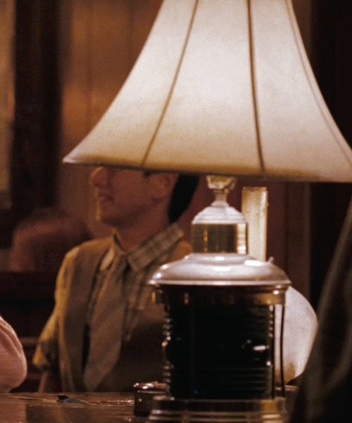 Unknown Actor with LampStoreOriginals Porcelain Accent Table Lamp in (500) Days of Summer