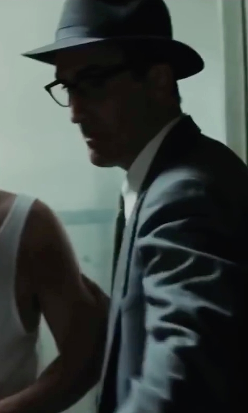Victor Verhaeghe with Bronze Aston Collar Shirt in Bridge of Spies