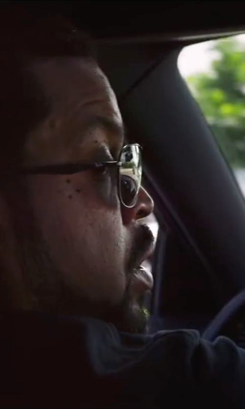 Ice Cube with T by Alexander Wang Classic Short Sleeve Tee in Ride Along 2