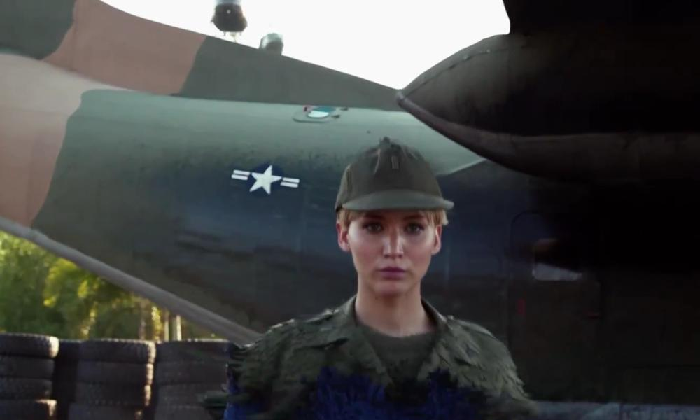 Lockheed Martin C-130J Super Hercules in X-Men: Days of Future Past