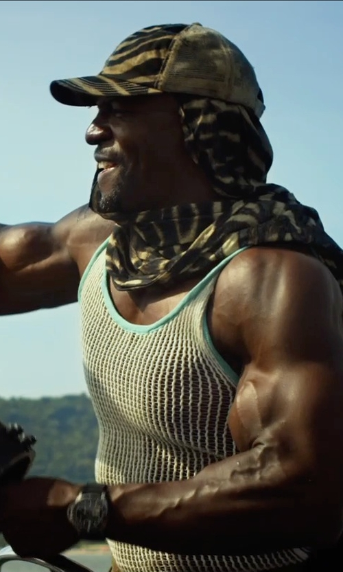 Terry Crews with Mr.Turk Maxwell Mesh Tank in The Expendables 3