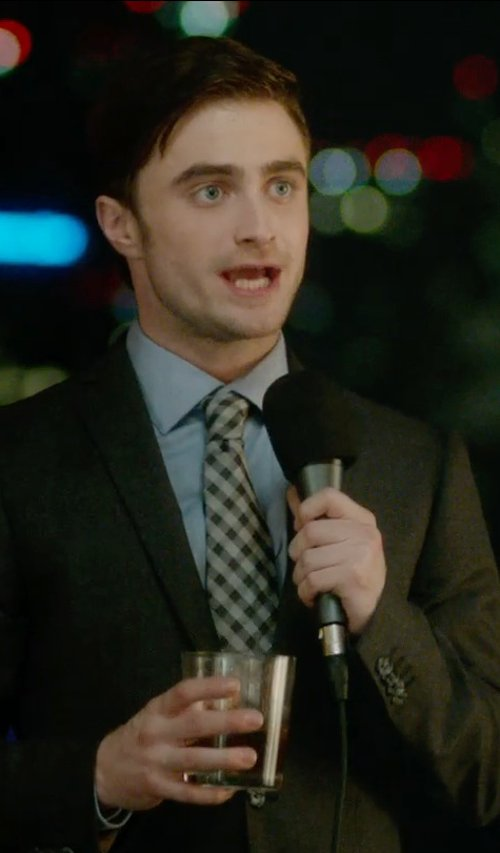 Daniel Radcliffe with Pyle-Pro Professional Moving Coil Dynamic Handheld Microphone in What If